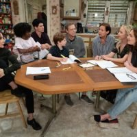 'The Conners' Stars John Goodman, Sara Gilbert & Laurie Metcalf Address The Tweet That Ended 'Roseanne'