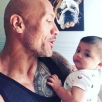 Happy Half Birthday! Dwayne Johnson Sings to Daughter Tiana as She Turns 6 Months Old