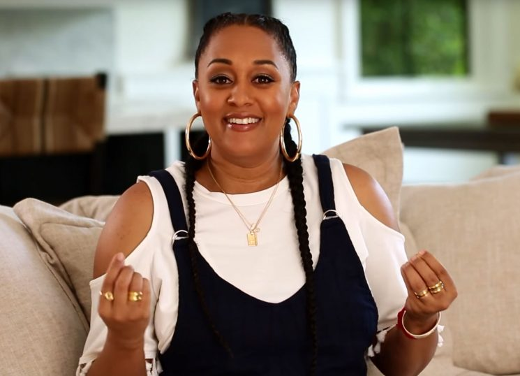 Tia Mowry-Hardrict Shows Off Her Son Cree's Colorful Bedroom & Organized 'Kid Cave' Playroom