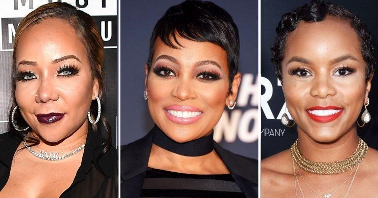 Monica, LeToya Luckett Join Inner Circle in 'T.I. & Tiny: Friends and Family Hustle'