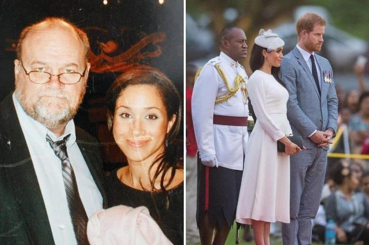 Thomas Markle wants to heal rift with Meghan and see their baby – but could hire legal team to fight cause