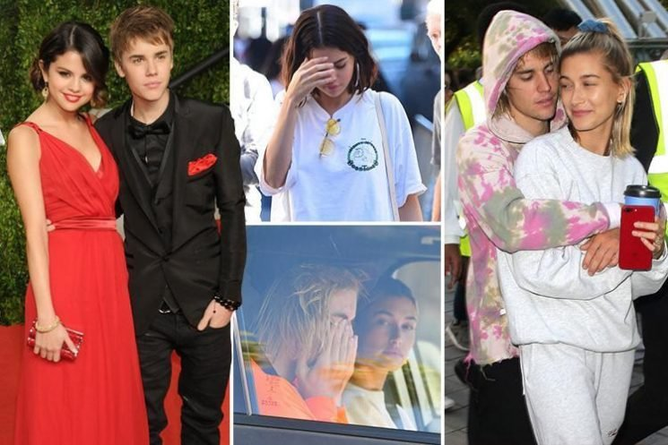 How Justin Bieber's marriage to Hailey Baldwin left heartbroken Selena Gomez in rehab and urging 144m fans to 'forget her'