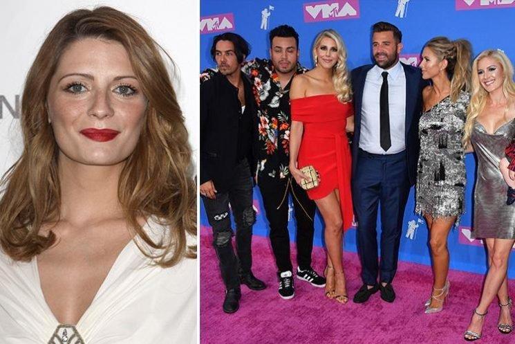 The OC actress Mischa Barton joins The Hills reboot alongside the original cast