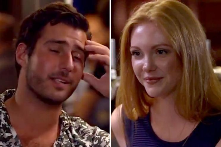 Celebs Go Dating fans cringe as Alik Alfus insults leggy admirer during excruciating first date