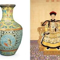 Long-lost Imperial Chinese vase sells for £15million — eight years after its twin fetched £43million