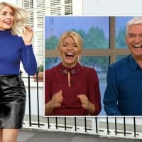 Phillip Schofield admits he can't wait to watch Holly Willoughby freak out over huge spiders on I'm A Celebrity