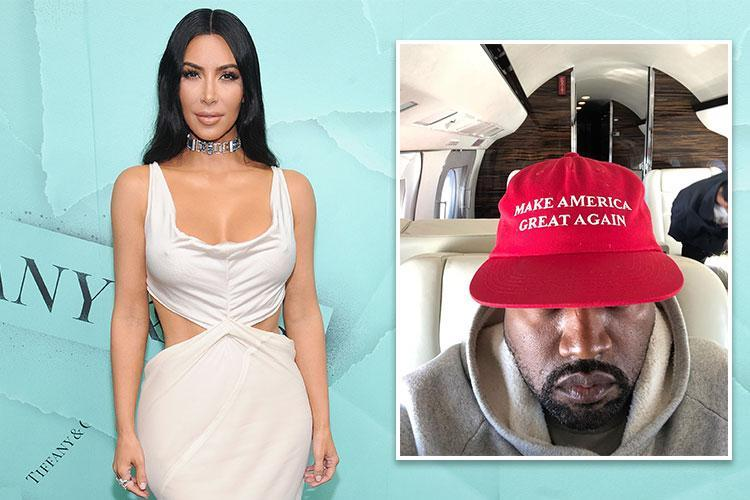 Kim Kardashian reveals husband Kanye West will discuss 'exciting things' with President Trump