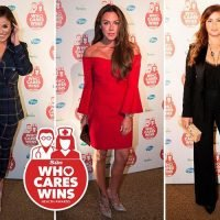 Vicky Pattison, Michelle Heaton and Karren Brady ooze glamour as they hit the red carpet for The Sun's Who Cares Wins health awards