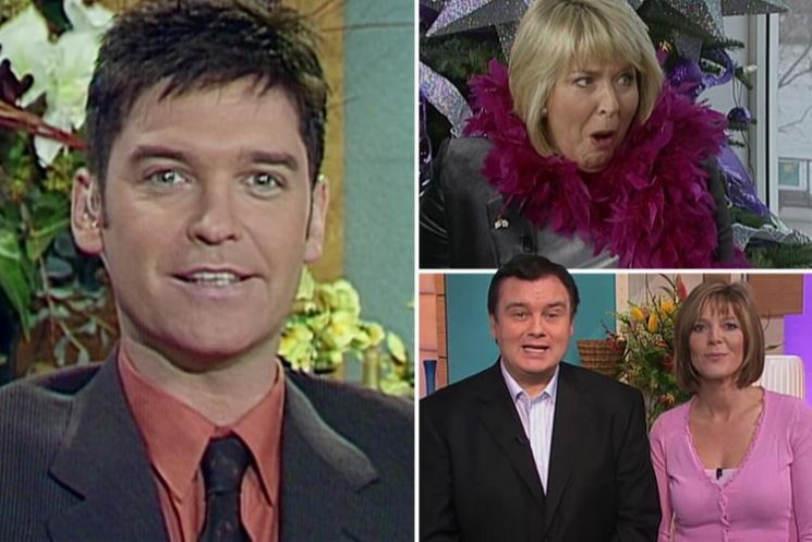 This Morning viewers in tears as they admit feeling 'nostalgic' watching show's 30-year history in one-off documentary