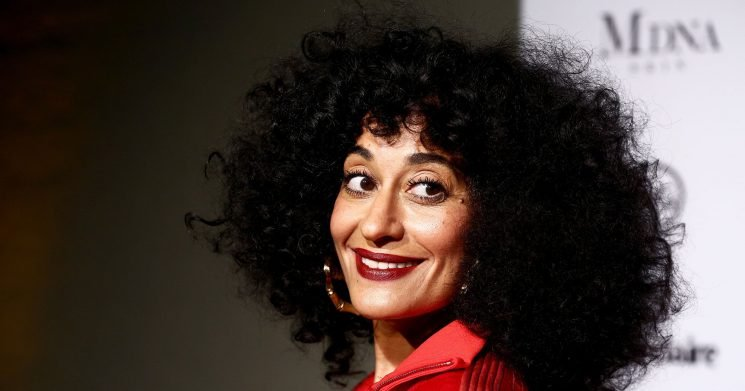 Tracee Ellis Ross: 'At 45, I F–ing Work for' This Body