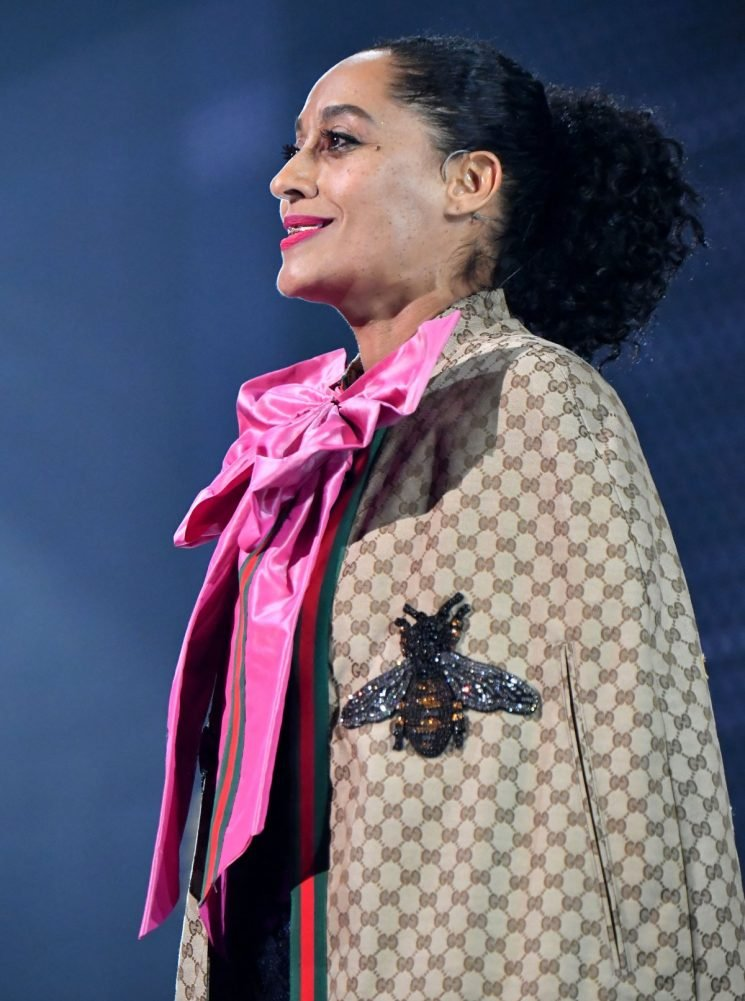 Details Behind Tracee Ellis Ross' 10 AMA Outfit Changes