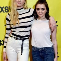 Game of Thrones' Sophie Turner Says She and Maisie Williams Would Smoke Weed and 'Sit in the Bath Together' After Filming