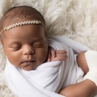 Meet Soraya! Tyrese Gibson Fawns Over First Photos of Newborn Daughter: 'So Very Proud'