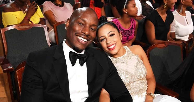 Tyrese Gibson and Wife Samantha Welcome Baby Girl: Find Out Her Name