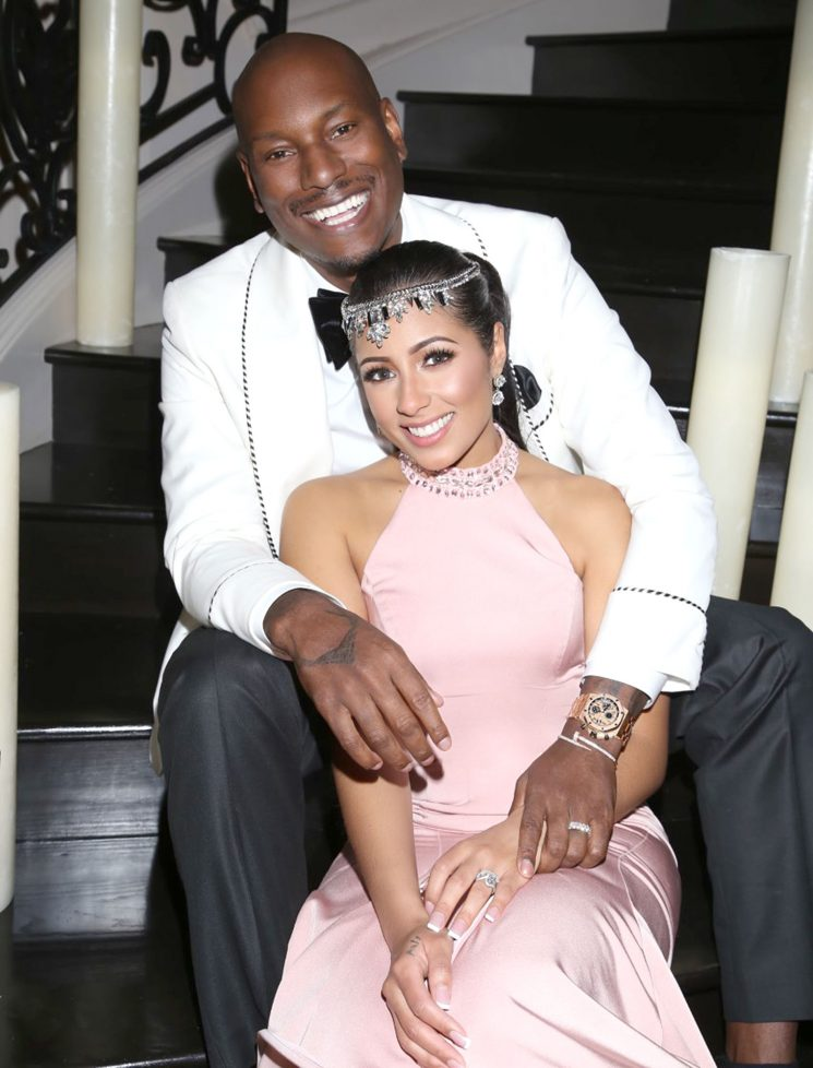 Tyrese Gibson and Wife Samantha Welcome Daughter Soraya Lee: 'Our Lives Just Changed Forever'
