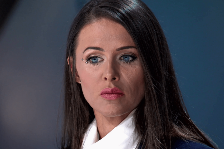 The Apprentice viewers horrified by Sarah Ann Magson's eye piercing