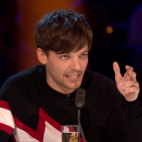 X Factor viewers accuse show of silencing Louis Tomlinson's mic in 'row' with Robbie Williams