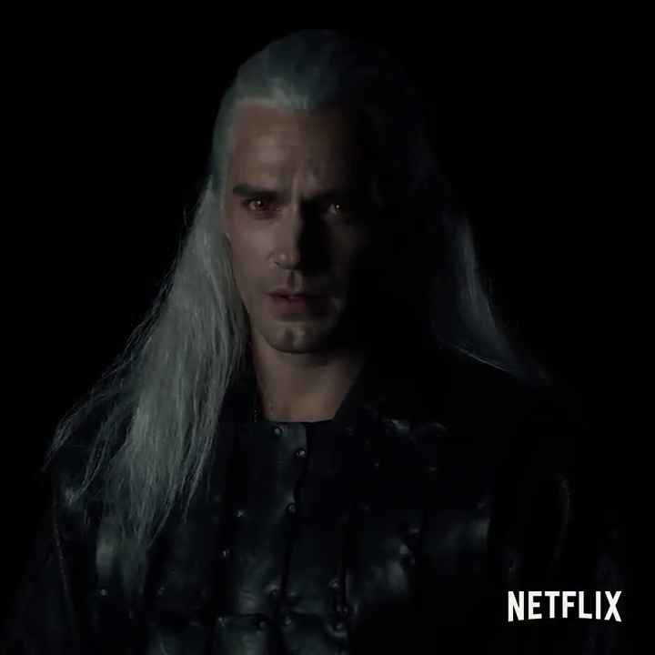 Netflix reveal first look at Henry Cavill as Geralt in The Witcher reboot
