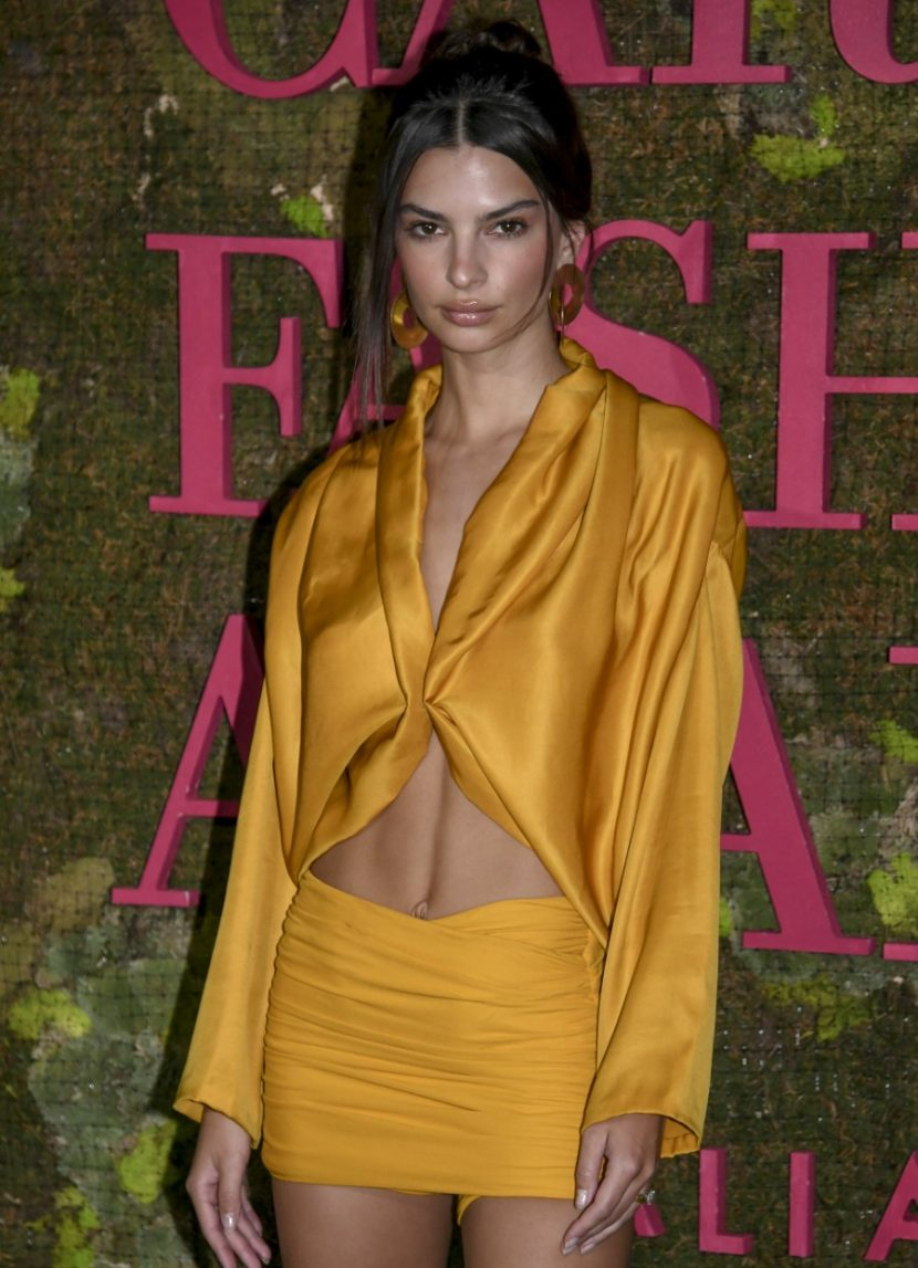 Emily Ratajkowski: 'Women must feel liberated, not constrained, by feminism'