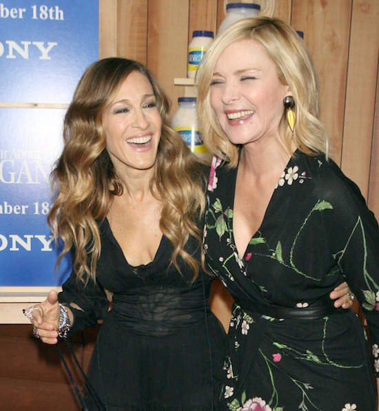 """Sarah Jessica Parker Says She Can't Imagine A Samantha-Less """"Sex And The City 3"""""""