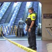 Man in Wheelchair Dies After Falling Down Escalator in Metro Station: 'His Legs Were All Bloody'