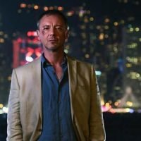 What time is Strangers on ITV tonight and who's in the cast with John Simm and Emilia Fox?