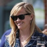 Reese Witherspoon Kicks Off Her Morning at the Spa!
