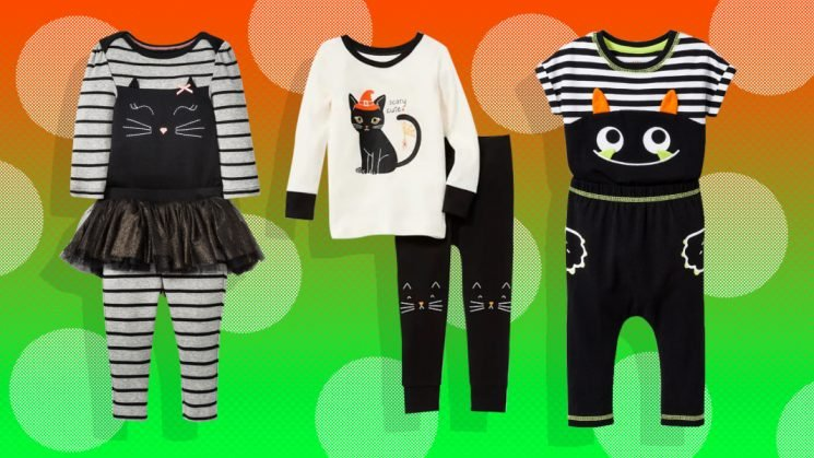 These Halloween Outfits for Kids Are Even Better Than Costumes