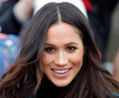 This Is What Meghan Markle Does When She Can't Sleep