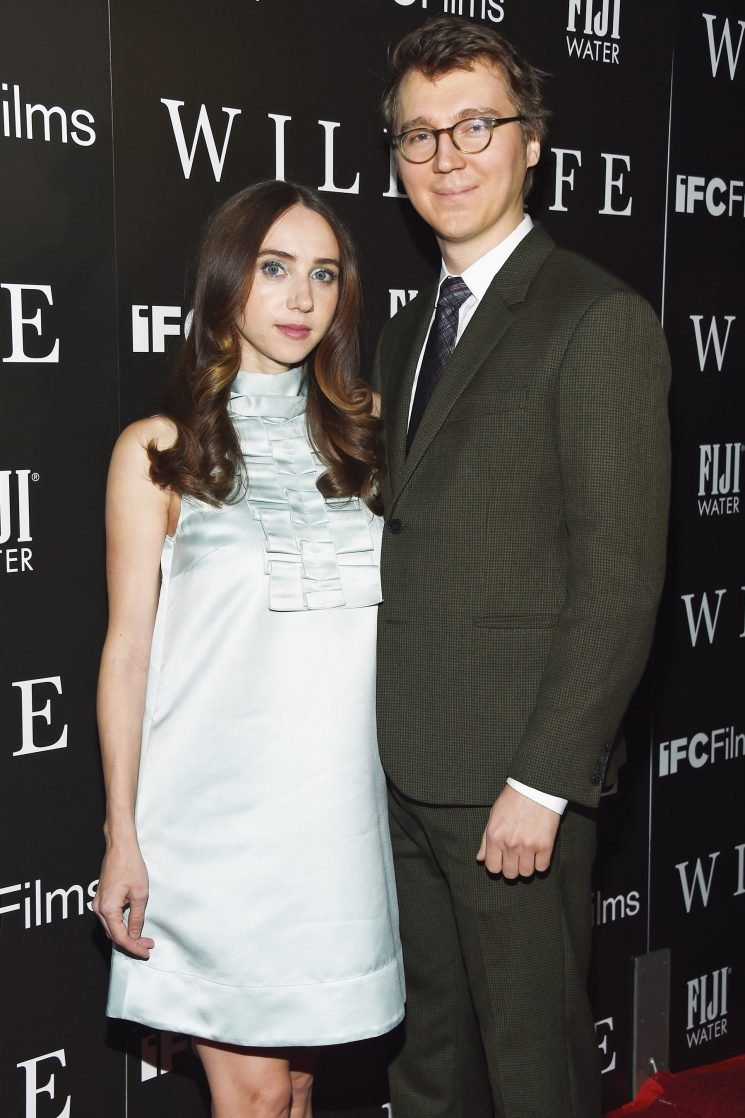 A New Little Sunshine!Paul Dano Confirms He and Zoe Kazan Welcomed a Daughter Eight Weeks Ago