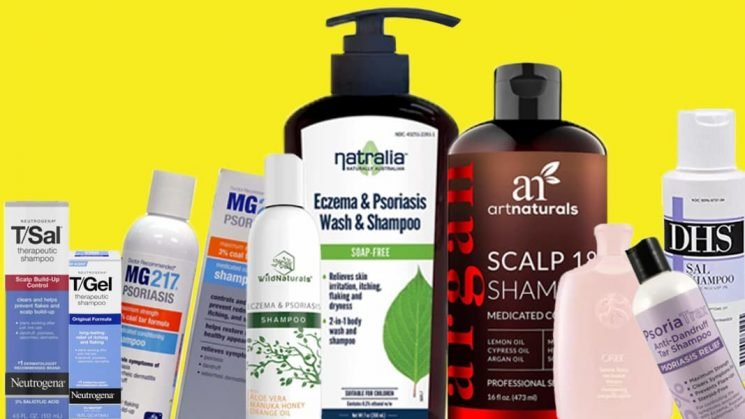 10 Shampoos for the Most Persistent Scalp Psoriasis