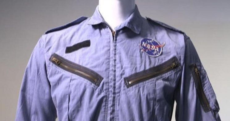 Neil Armstrong's family to auction off items he took to the moon