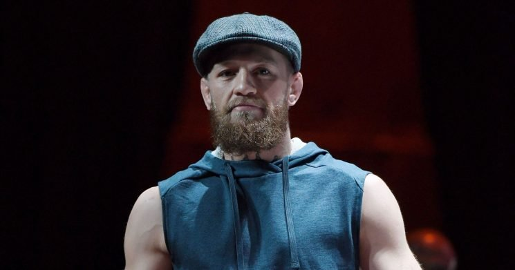 McGregor has another bizarre press conference