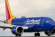 Southwest flight makes emergency landing after alleged unwanted 'footsie' game