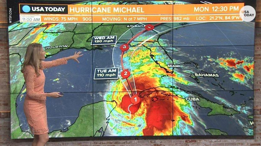 Hurricane Michael: More cruise ships alter course as Category 2 storm barrels toward Florida
