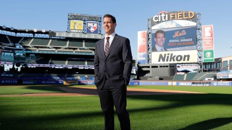 Mets make strangest GM hire in baseball history with Brodie Van Wagenen