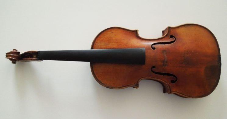Totenberg's stolen Stradivarius violin gets new life in hands of teenage prodigy