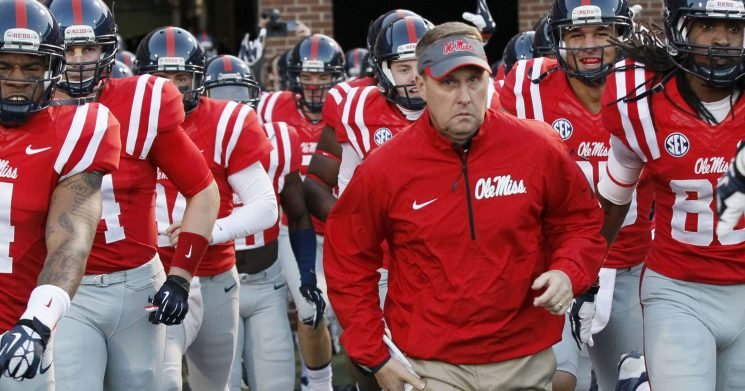 Ex-Ole Miss coach Hugh Freeze hired as offensive coordinator with Arizona AAF team