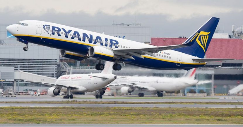 Ryanair passenger accused of tirade apologizes, says 'I'm not a racist person'
