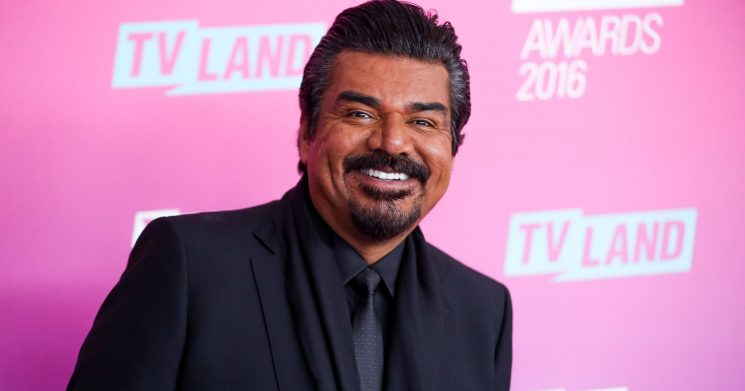 George Lopez filmed getting into fight with an alleged Trump supporter at Hooters