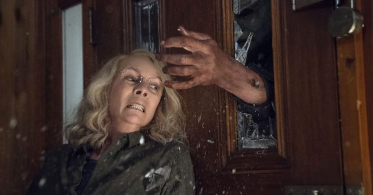 New 'Halloween' movie kills it with $77.5M, the franchise's biggest opening ever
