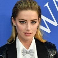 Amber Heard happy to move on with life after Johnny Depp
