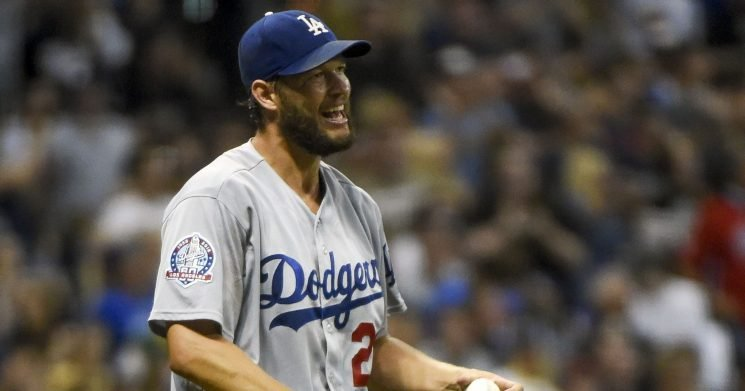 Brewers offense will be tested by Clayton Kershaw in Game 1 of NLCS