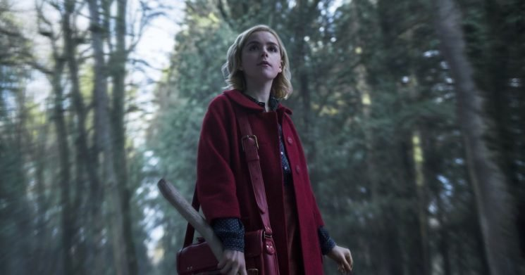 'Chilling Adventures of Sabrina' among the highlights in entertainment this week