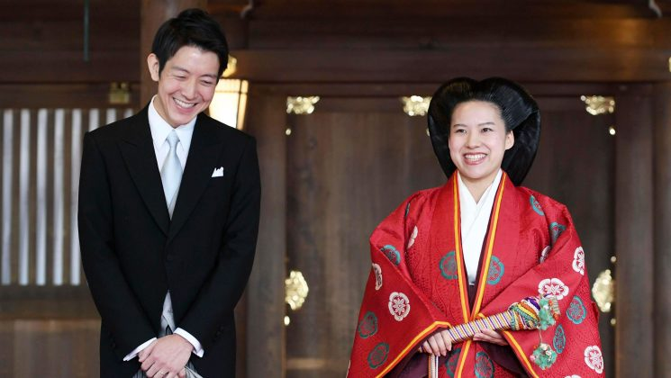 Japan's Princess Ayako must leave royal family after marrying commoner
