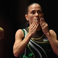 While younger gymnasts come and go, 43-year-old Oksana Chusovitina stands test of time