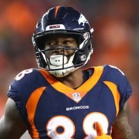 Broncos WR Demaryius Thomas on trade rumors: 'My time here is coming up'