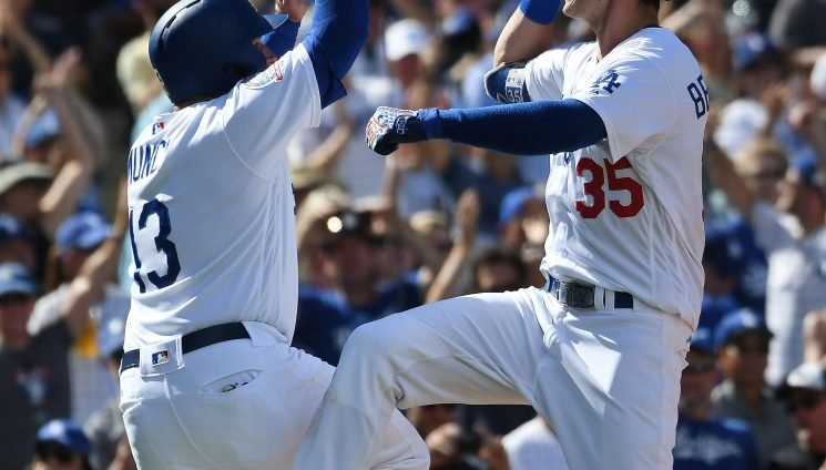 Why you shouldn't be overlooking the Dodgers in the playoffs