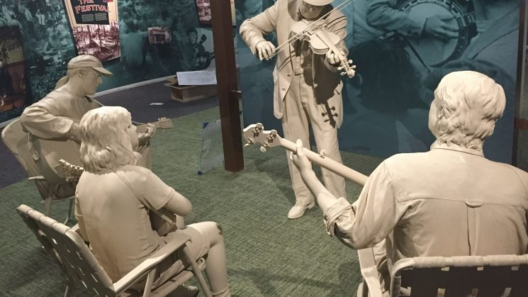 Bluegrass Music Hall of Fame & Museum opens this week in Kentucky