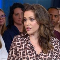 Alyssa Milano: Trump's claim of 'scary time for young men' is a fear tactic